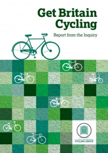 Get Britain Cycling inquiry and report
