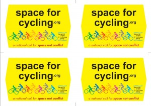 Download placards which you can print out.